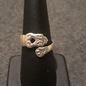 Jewelry - Royal Danish sterling silver spoon ring